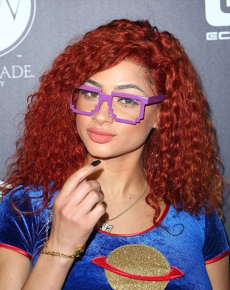 Tori Brixx at A Haute Halloween at Riviera 31 at Sofitel on October 28, 2017 | Photo: Getty Images