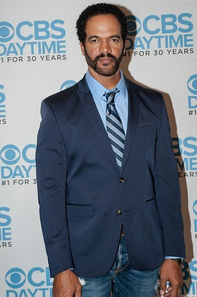 "Kristoff St. John attends ""The Young And The Restless"" Live Script Read And Panel at The Paley Center for Media on November 10, 2016 in Beverly Hills, California 