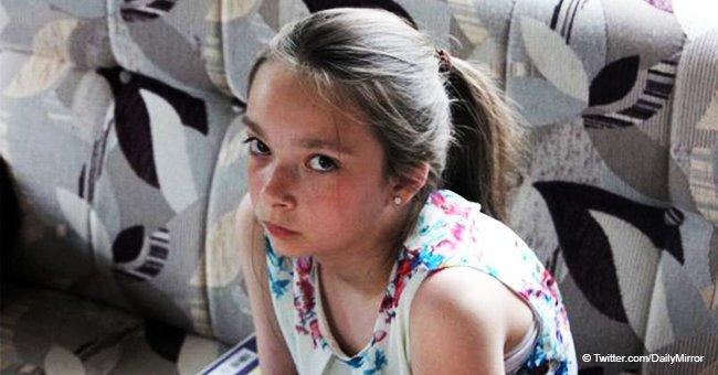 Die 13-jährige Amber Peat bewahrte das Geheimnis des Stiefvaters, bevor sie sich umbrachte