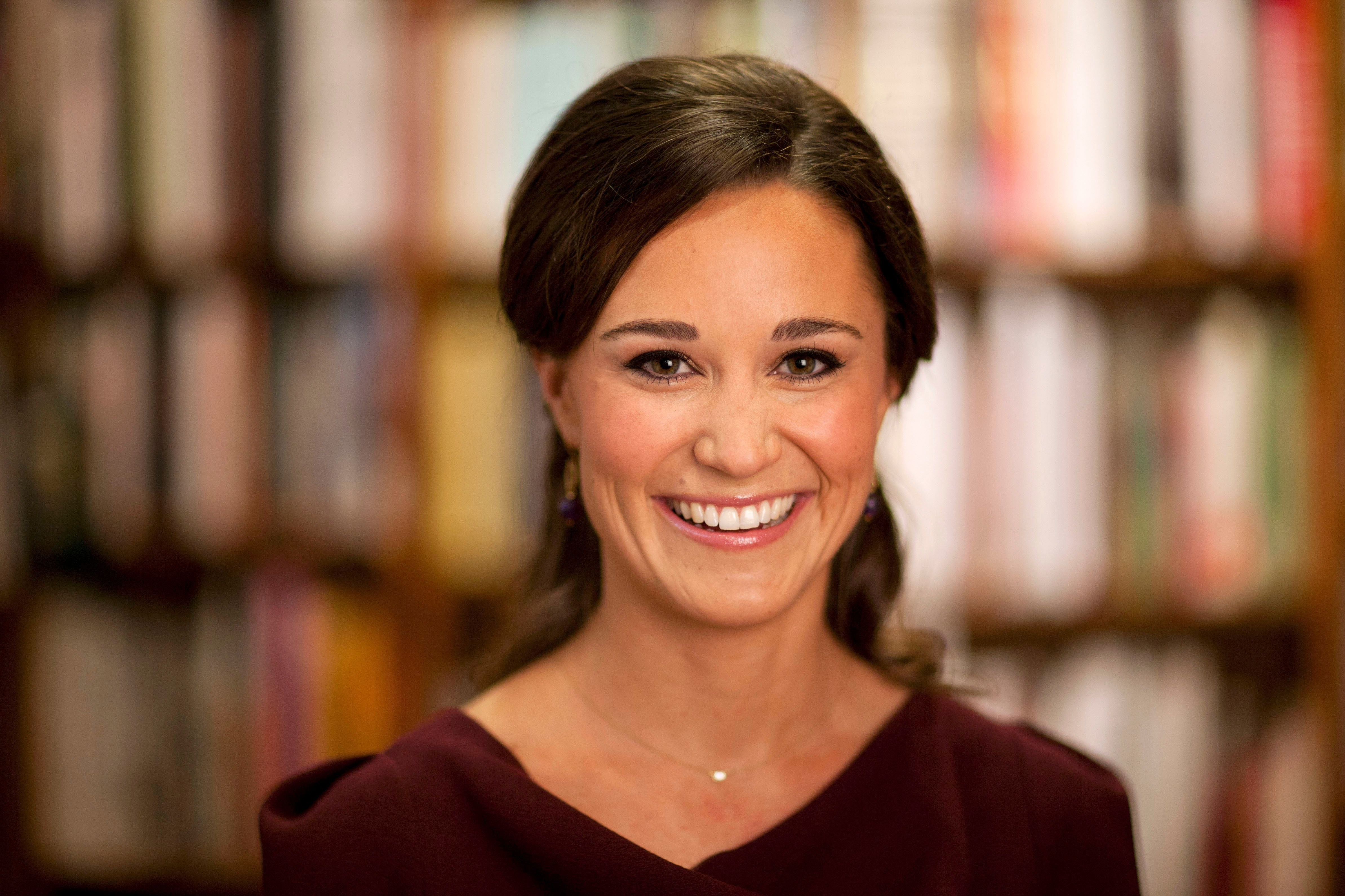 Pippa Middleton at the launch her new creative entertaining book 'Celebrate' at Fulham Road on October 25, 2012 | Photo: Getty Images