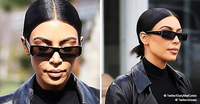 Kim Kardashian fires back at reports about her 'bad skin day' & reveals her health issues