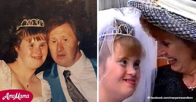 After 23 years of marriage, a Down syndrome couple have proved to cynics that love truly exists
