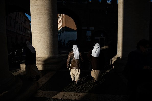 Victimes d'abus sexuels des clergés | Photo :  gettyimages