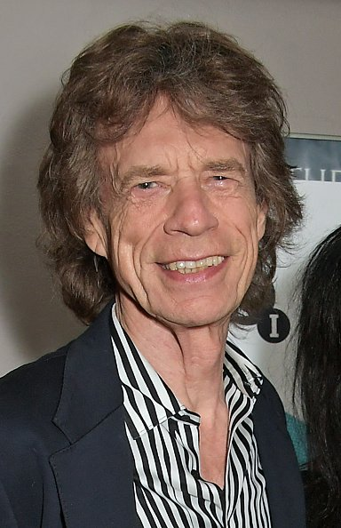 Mick Jagger at BFI Southbank on October 12, 2019 in London, England. | Photo: Getty Images