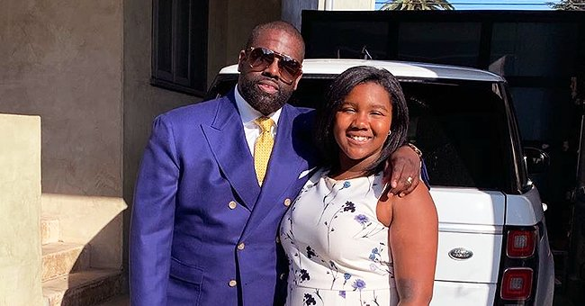 Erica Campbell's Husband Warryn Makes Music with Daughter Krista as They Play Instruments in Video