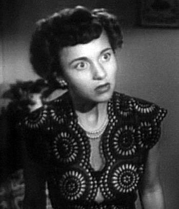 "Beverly Garland in ""D.O.A"" in 1950. 