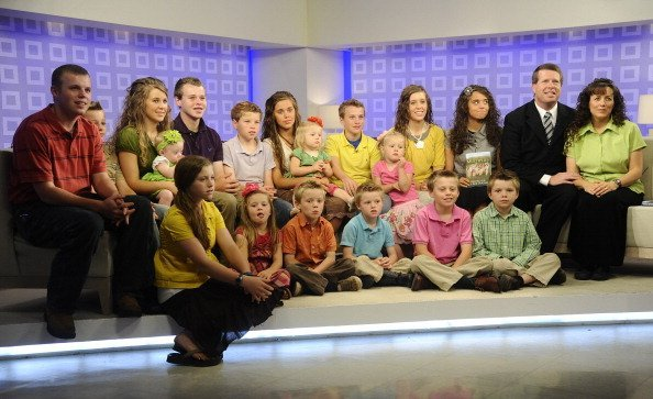 """The Duggar family appear on NBC News' """"Today"""" show 