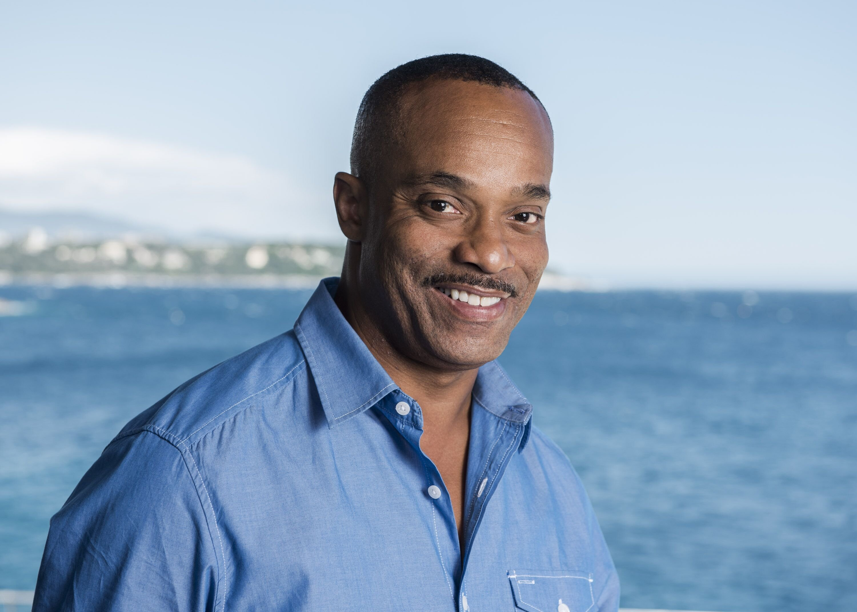 Actor Rocky Carroll poses for a portrait session during the 52nd Monte Carlo TV Festival on June 12, 2012 in Monaco, Monaco | Photo: Getty Images
