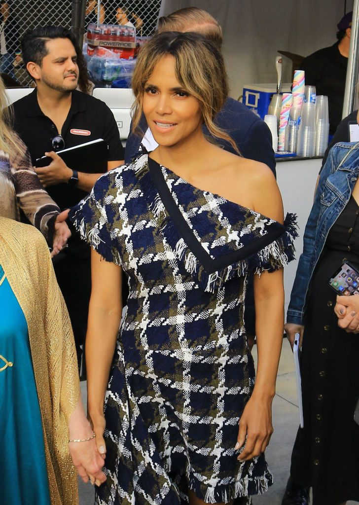 Actress Halle Berry spotted on June 07, 2019 in Los Angeles. │Photo: Getty Images