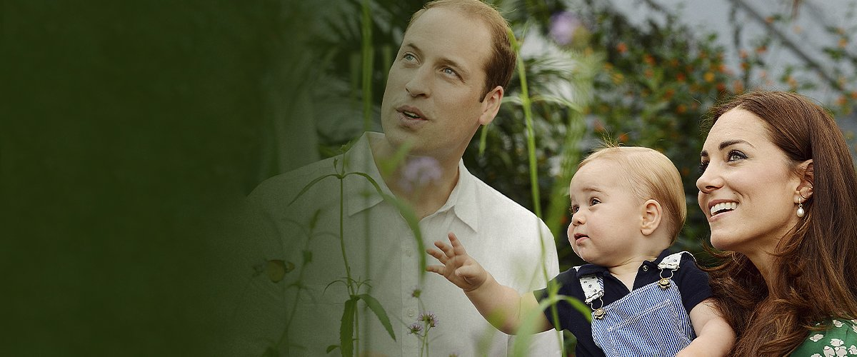 Look How Prince George Has Changed from Chubby Angel to Beautiful Boy Celebrating 8th Birthday