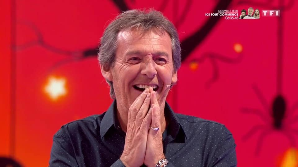"Jean-Luc Reichmann en direct des ""2 coups de midi"" 