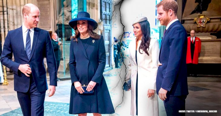 Meghan Markle Is Reportedly Causing a Huge Split In The Royal Family