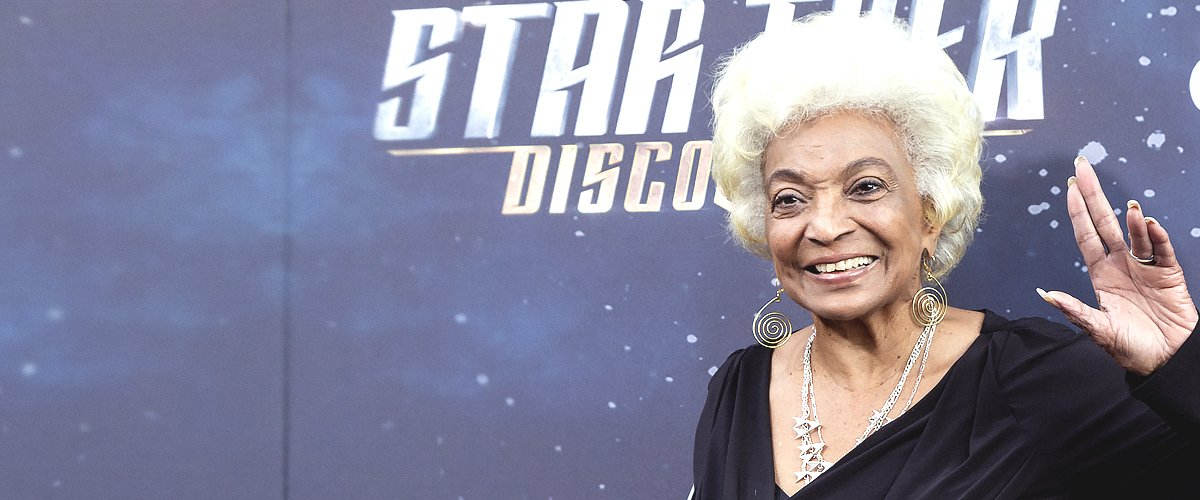 Nichelle Nichols Landed First Interracial Kiss on American TV — What She Remembers about It