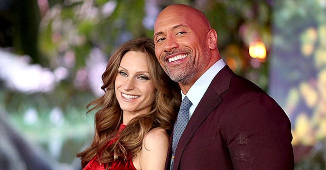 Dwayne Johnson & Wife Lauren Are Doing Their Best to Make Marriage Work During Quarantine