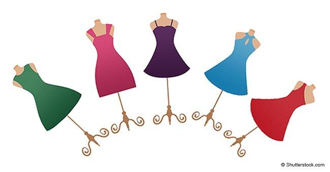 Das Kleid, das du auswählst, wird das Geheimnis deiner Weiblichkeit enthüllen