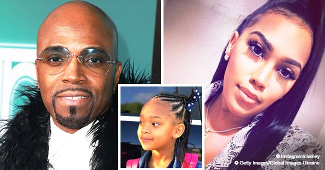 Remember singer Teddy Riley? His daughter is on 'L&HH' & mom to a 5-yr-old girl who looks like her