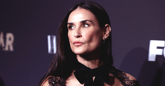 Demi Moore's Tell-All Book 'Inside Out' Is Praised by 'Punky Brewster' Alum Soleil Moon Frye