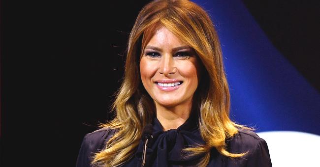 Melania Trump a fait faire quelques travaux à l'intérieur de la Maison-Blanche