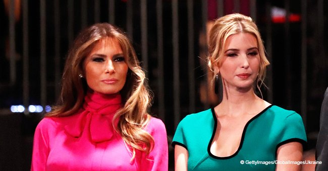 First Lady and First Daughter: Inside the Unusual Relationship between Melania and Ivanka Trump