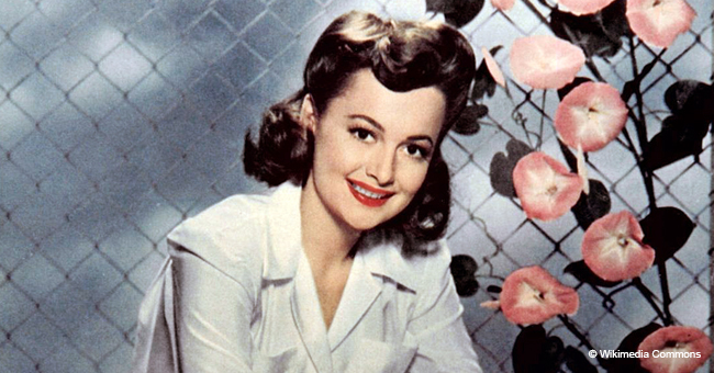"Olivia de Havilland - die letzte Überlebende des legendären ""Goldenen Zeitalters"""