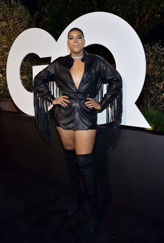 EJ Johnson attends a GQ event | Source: Getty Images/GlobalImagesUkraine