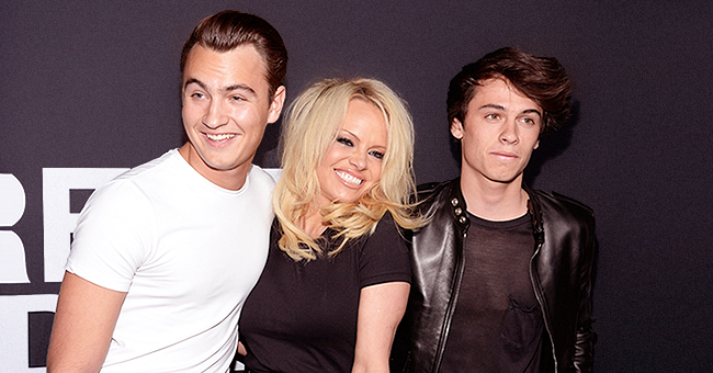 Four Marriages and Two Grown-Up Sons of Pamela Anderson