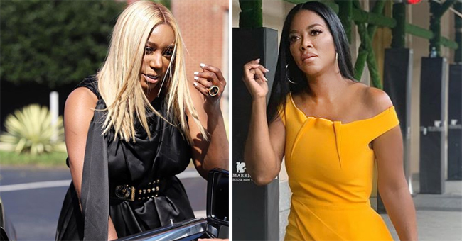 NeNe Leakes Shades Kenya Moore When Wendy Williams Asks about Her RHOA Return