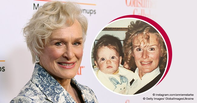 Glenn Close's only daughter is all grown up and looks just like her famous mom did in her youth