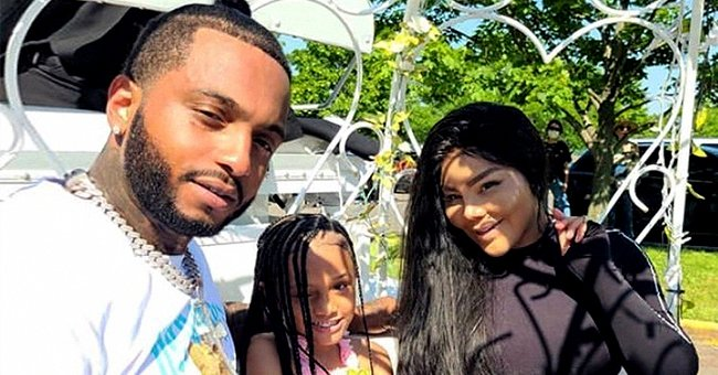 Lil Kim and Mr Papers Show off Their Rekindled Romance with PDA — See the Video