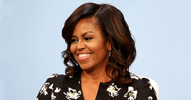 Michelle Obama Shares Sweet Tribute to Late Dad Fraser Robinson on Father's Day (Photo)