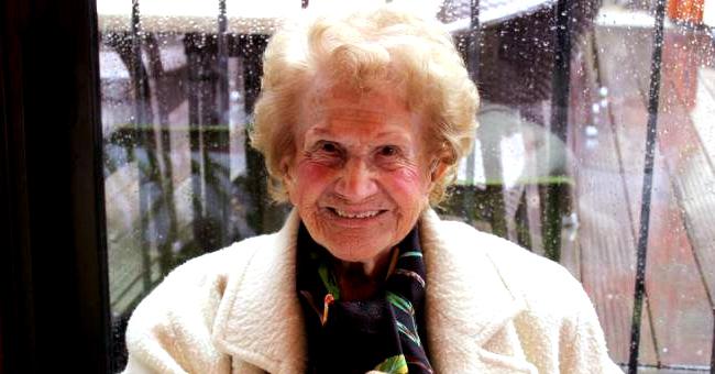 Maryse Lancioni, elle a traversé la France pour voir le Mont-Saint-Michel et meurt à 111 ans