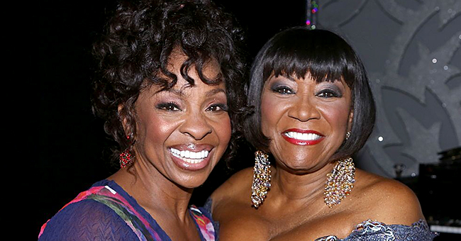 Gladys Knight Celebrates Patti LaBelle's 75th Birthday with Photos & a Sweet Note
