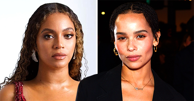 'X-Men' Actress Zoë Kravitz Reacts to ' Lion King' Star Beyoncé Dressing up as Her Mom Lisa Bonet