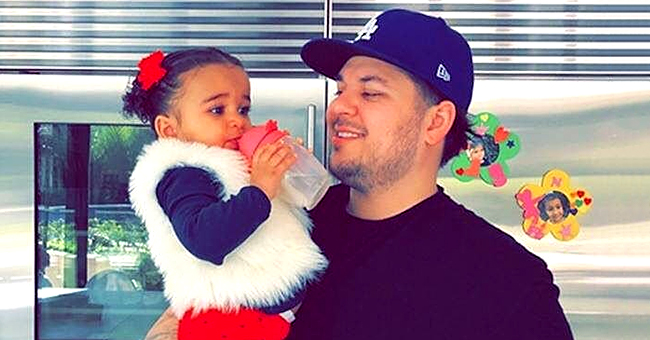 Rob Kardashian Celebrates Daughter Dream's 3rd Birthday with a Luxe Helicopter Ride