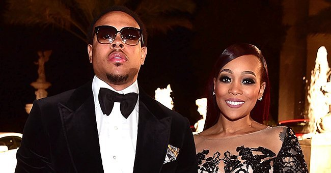 Monica brown and her ex-husband Shannon Brown.  Photo: Getty Images.