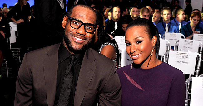 LA Lakers Player Lebron James' Daughter Zhuri Helps Mom Savannah Pick a Date Night Outfit