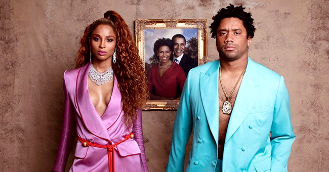 Ciara and Seahawks Quarterback Husband Russell Wilson Nail Their Beyoncé & Jay-Z Looks for Halloween