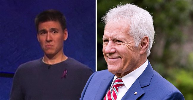 Alex Trebek and 'Jeopardy!' Contestant James Holzhauer Take Playful Jabs at Each Other during the Show & Fans Love It