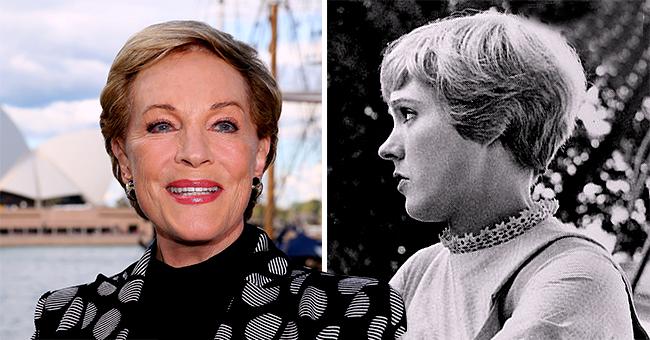 Julie Andrews : le jour où elle a sauvé une petite fille de la noyade lors d'un tournage