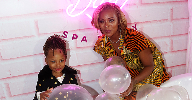 Eva Marcille Reveals She Changed the Last Name of Her Daughter with Kevin McCall