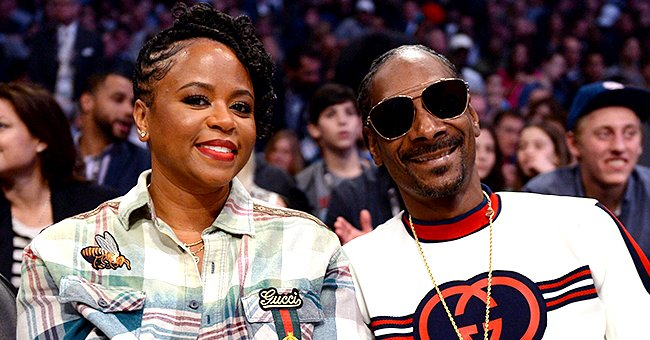 Snoop Dogg's Wife Shante Broadus Shows off Her Dancing Skills with Dance Partner in a Recent Video