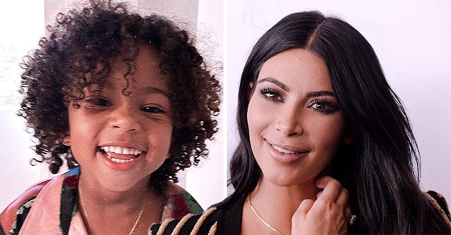 Kim Kardashian and Kris Jenner Post Sweet Messages on Saint West's 4th Birthday