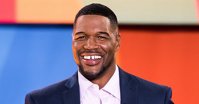 Michael Strahan's Eldest Daughter Tanita Looks All Grown-Up as She Shows off Her Freckles in Selfie