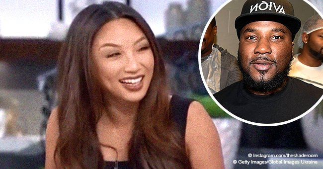 Jeannie Mai breaks silence on rumors she's dating rapper Young Jeezy after spotted together in club