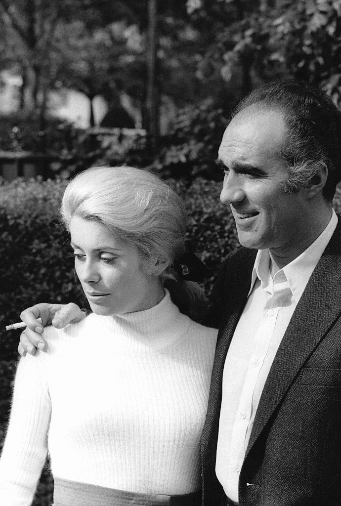 Catherine Deneuve et Michel Piccoli en 1967, en France. | Photo : Getty Images