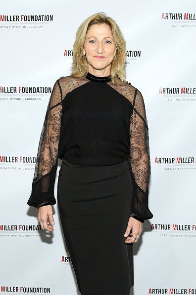 Edie Falco at the 2018 Arthur Miller Foundation Honors in New York City.| Photo: Getty Images.