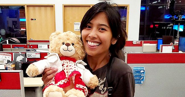 Daughter Reunites with Teddy Bear Containing a Recording of Her Late Mother's Voice