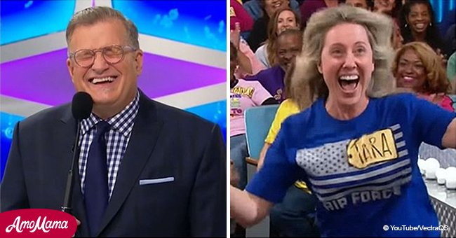 'Price Is Right' contestant picks wrong time for a bathroom break and nearly misses her chance.
