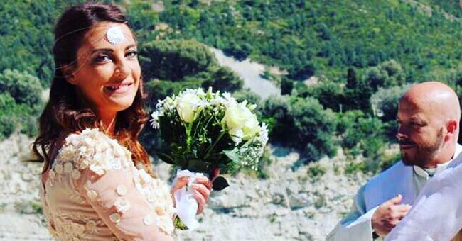 Ève Angeli mariée : les photos de son mariage sont dévoilées