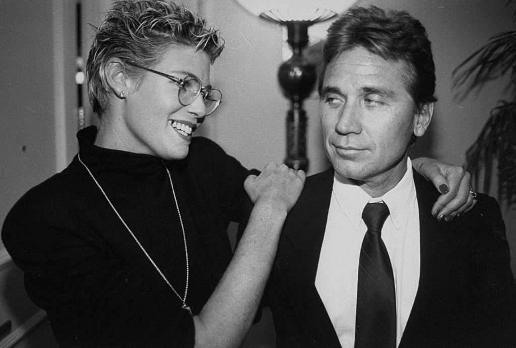 Kelly McGillis and Fred Tillman on April 10, 1989 | Photo: Getty Images
